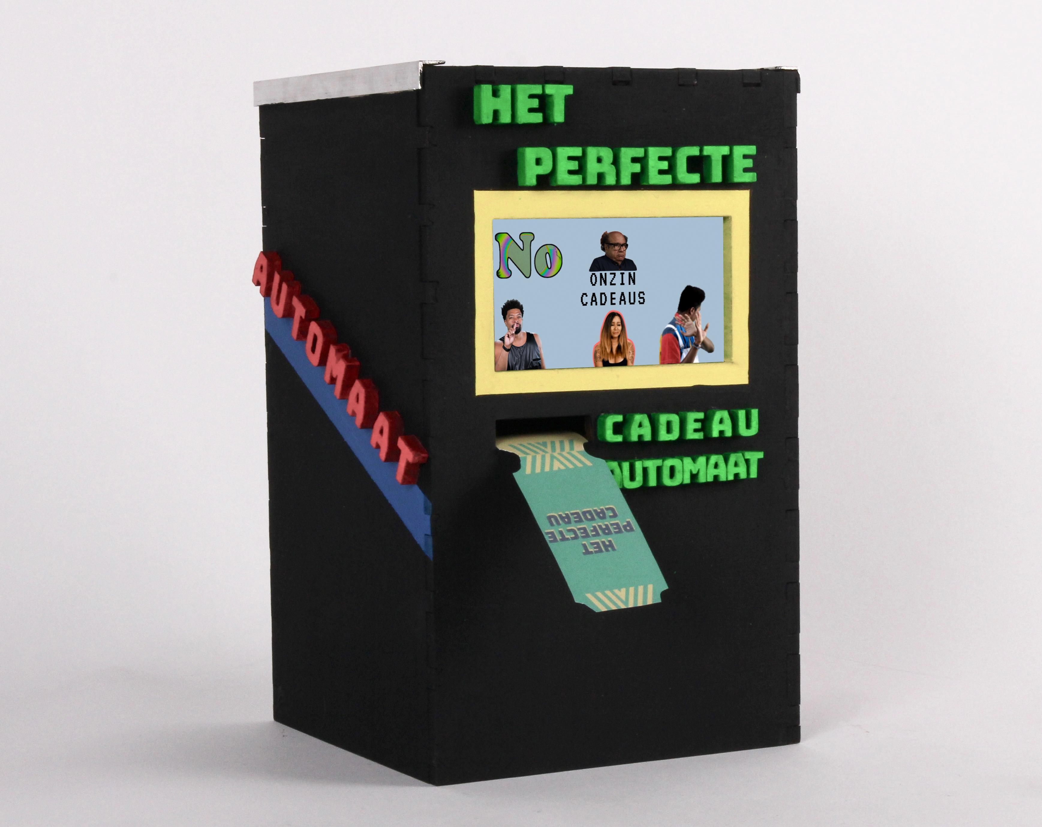 Het Perfecte Cadeau Automaat