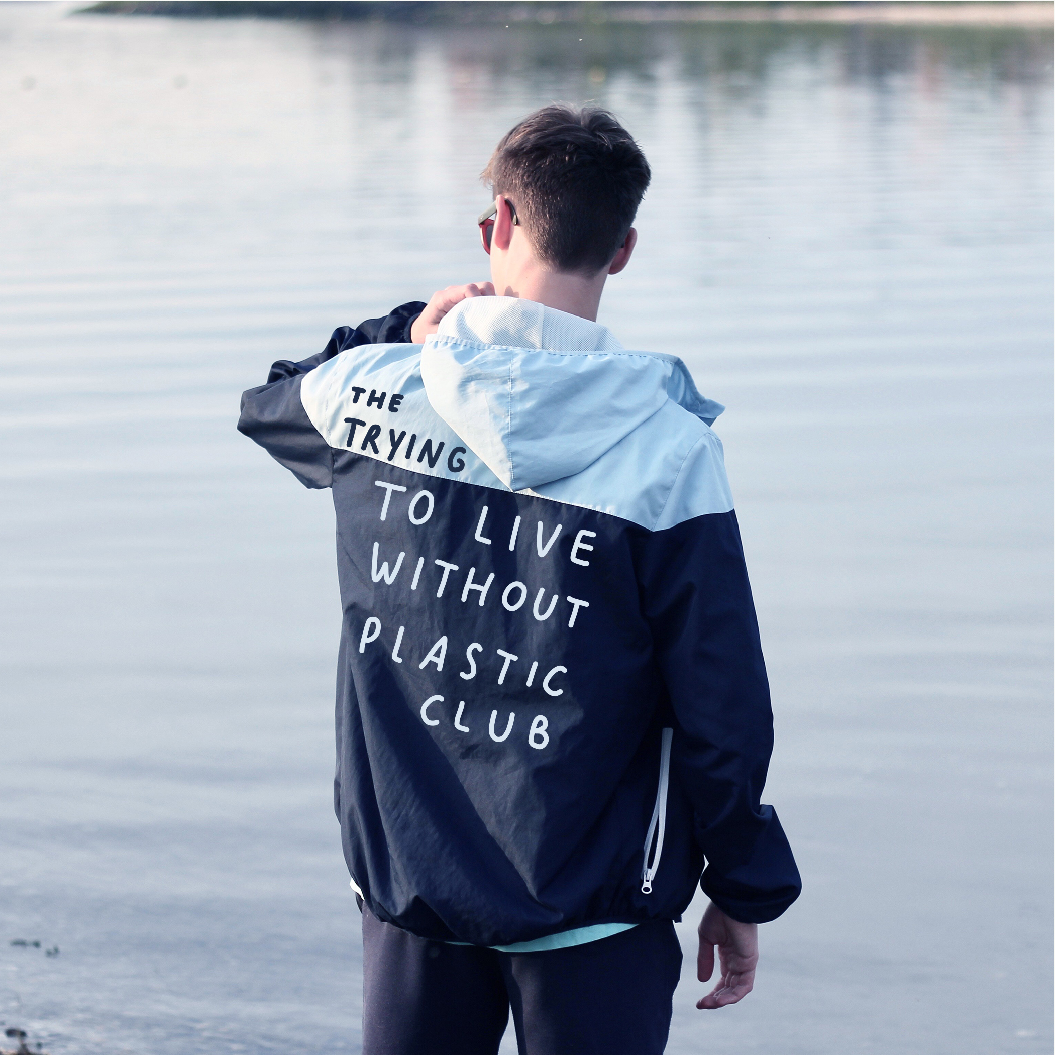 The trying to live without plastic club