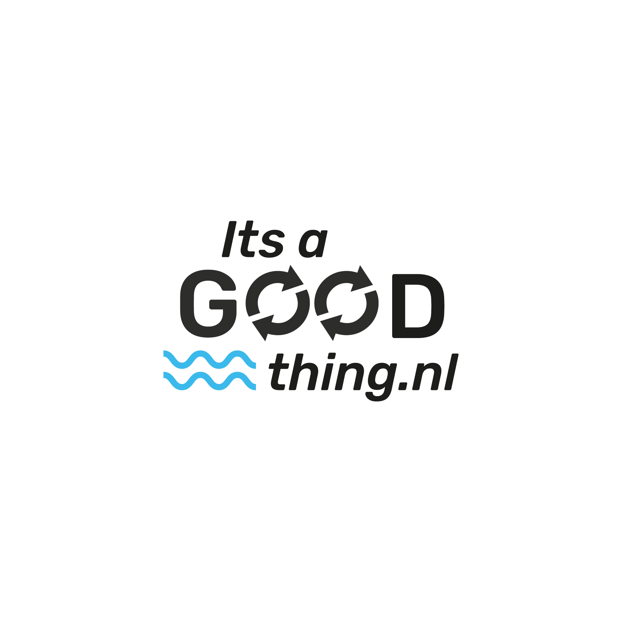 It's a Good Thing Logo